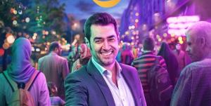 حرکات عجیب شهاب حسینی؛ سوار بر موتور عشق به دنبال پلنگان شهر!