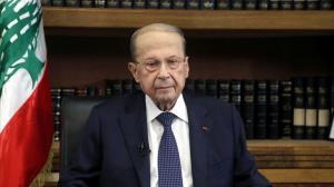 میشل عون: مفسدان در لبنان از بررسی کیفری جرایم مالی نگران هستند