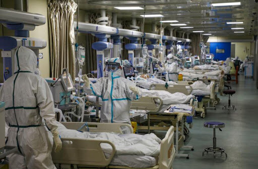 تکمیل ظرفیت تختهای بیمارستانهای تاکستان