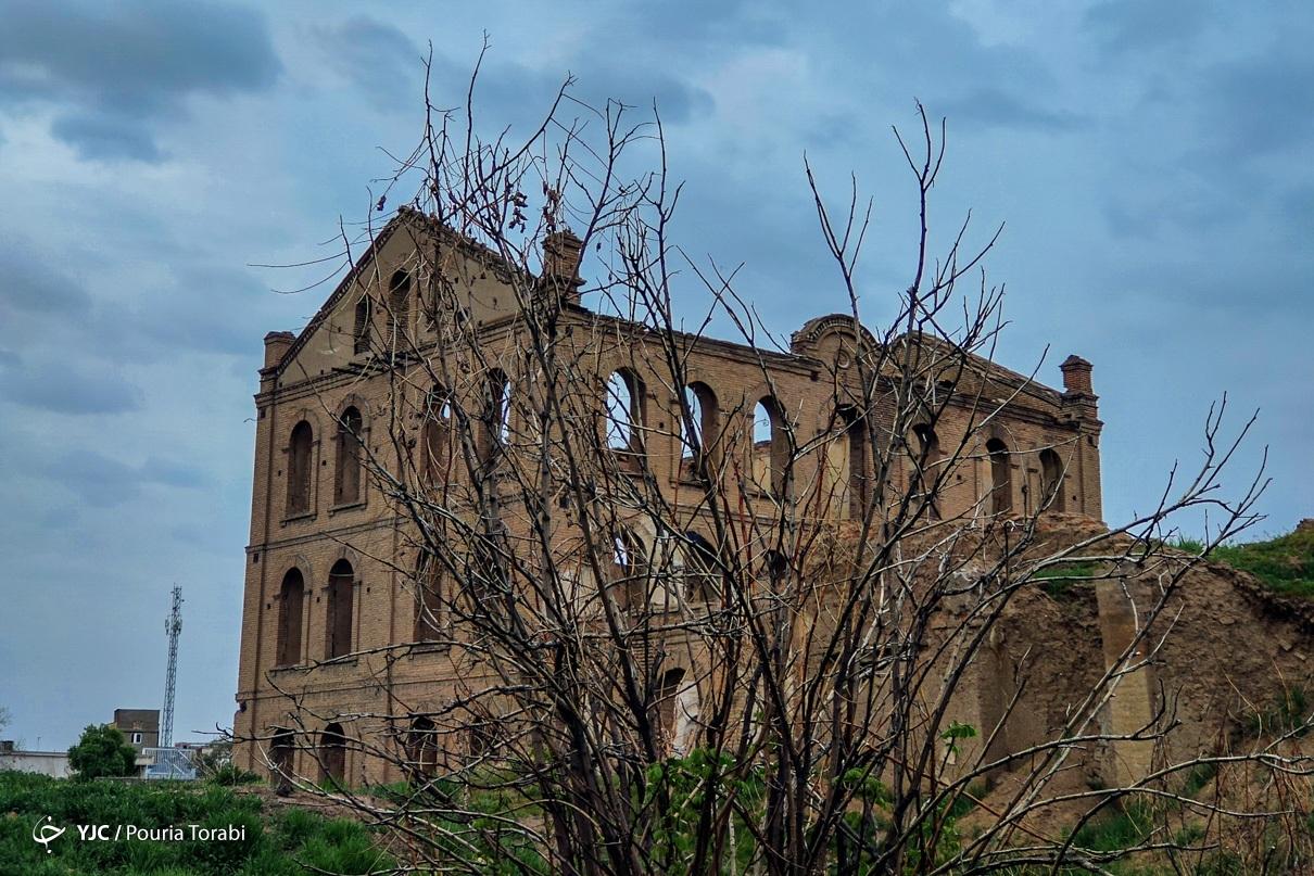 آخرین نفسهای کارخانه «آرد ماشینچیان» در قزوین