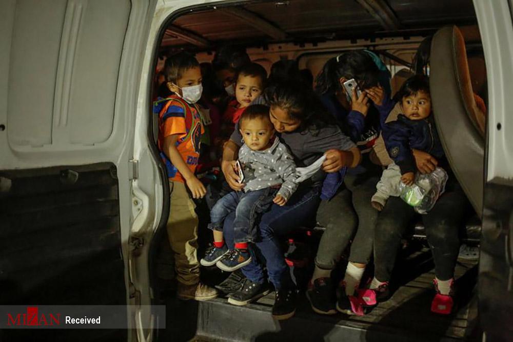 کمپ مهاجرین آمریکا