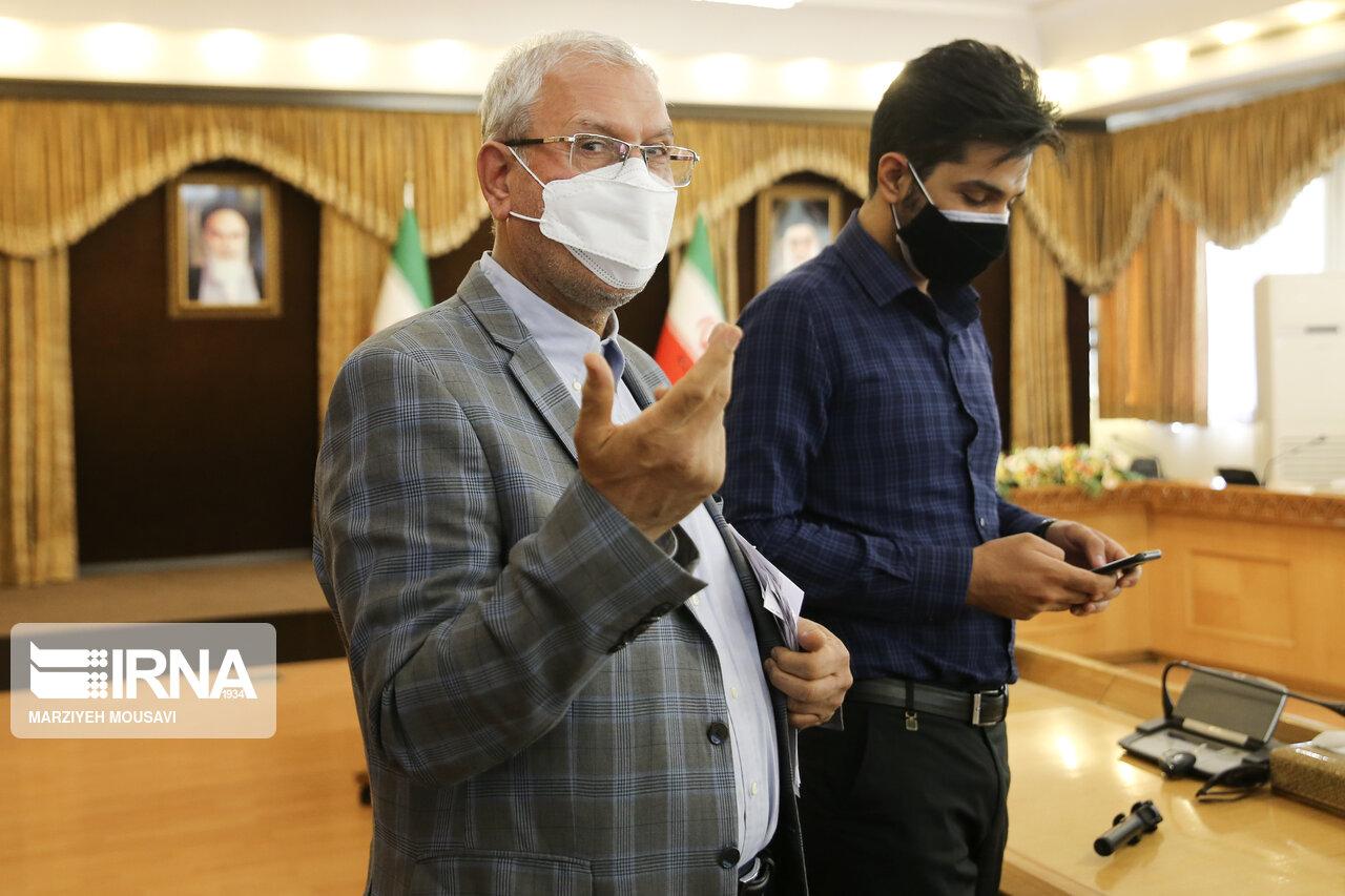 حاشیه های نشست خبری سخنگوی دولت