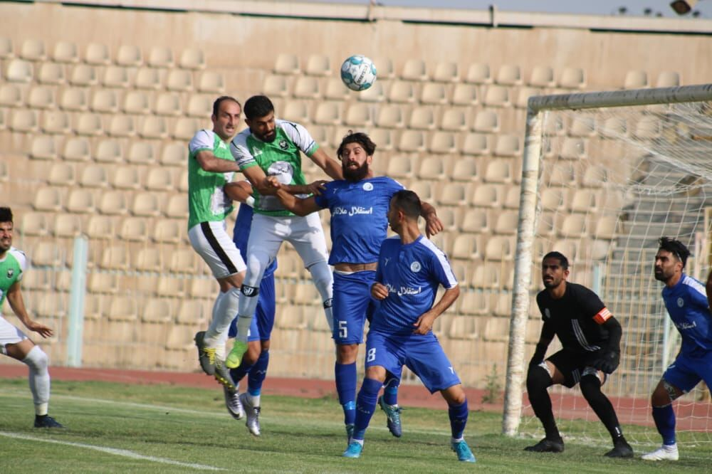 استقلال خوزستان در یک قدمی صدر؛ برد ویسی در اهواز