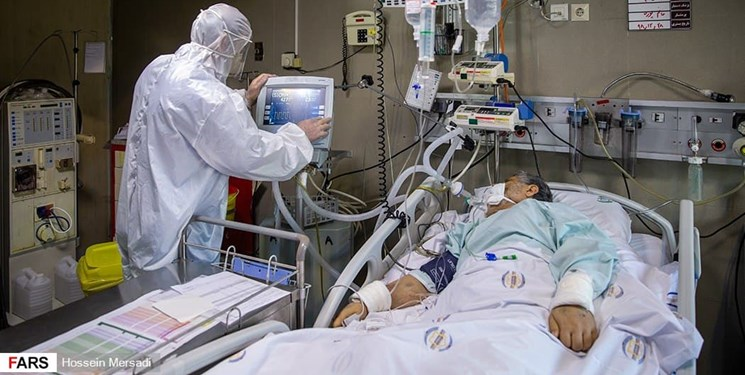 جدیدترین آمار بیماران کرونایی در کردستان