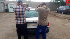 بازداشت 2 برادر که نزد هم بیآبرو بودند