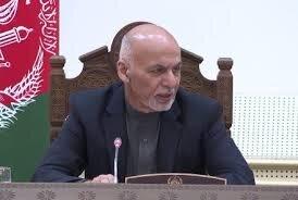 درخواست اشرف غنی از طالبان