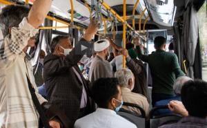 جولان کرونا در وسایل حملونقل عمومی