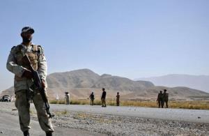 عملیات علیه داعش در بلوچستان پاکستان