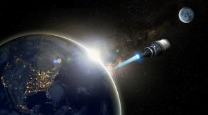 بلو اوریجین و لاکهید مارتین برای رآکتور هستهای دارپا فضاپیما توسعه میدهند