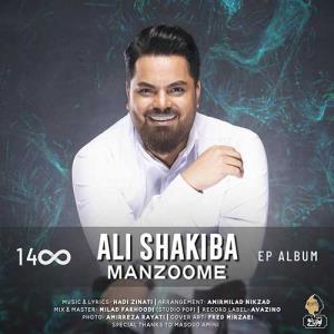 آهنگ جدید/ علی شکیبا از «منظومه» خواند