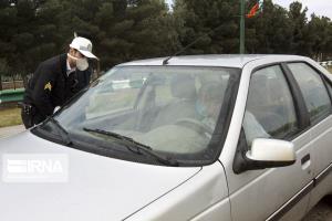 ۴.۹ میلیارد تومان جریمه رانندگی در آرانوبیدگل صادر شد