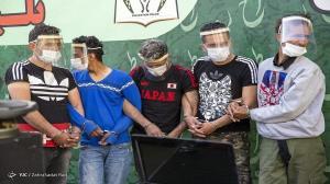 دستگیری ۳۰ نفر از محکومان فراری در طرح رعد