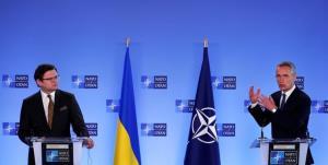 نشست خبری ضدروسی اوکراین و ناتو