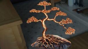 خلق یک اثر هنری حیرت آور با استفاده از سیم