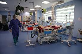 تختهای ICU بیمارستان دزفول از بیماران کرونایی پر شد