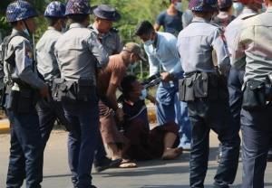 ۵۰ کودک در بین قربانیان کودتای میانمار