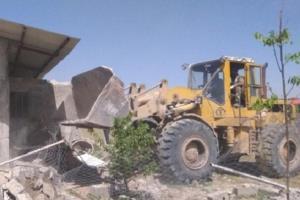 آزادسازی ۱۱۵ هکتار از اراضی کشاورزی ماهدشت