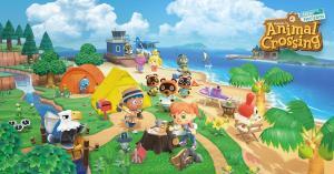 Animal Crossing: New Horizons در صدر جدول فروش هفتگی بریتانیا