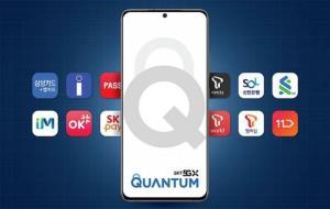 گوشی گلکسی کوانتوم ۲ با قابلیتهای قوی رونمایی شد