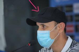 کلاه گلمحمدی سر AFC نرفت