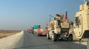 انفجار بمب در مسیر کاروان آمریکایی در جنوب عراق