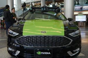 تراشه Drive Atlan انویدیا سال ۲۰۲۵ وارد خودروها میشود