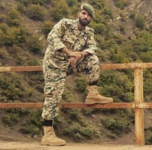 اولین شهید مدافع حرم ارتش