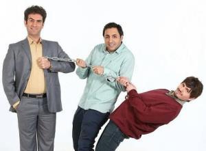 دابسمش خنده دار هندی در سریال «فوق لیسانسه ها»