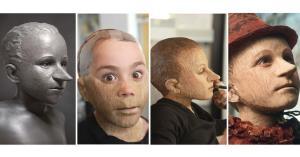 پینوکیوی واقعی را در قاب سینما ببینید؛ آدمی که عروسک شد!