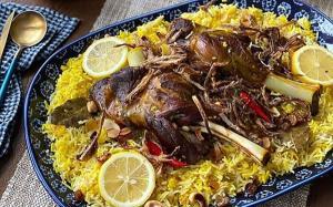 آموزش غذای پرطرفدار حاشیه خلیج فارس «مندی»