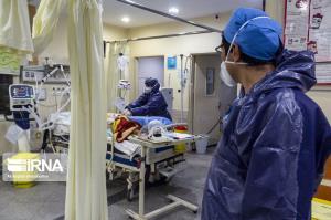 بیماران کرونایی در بیمارستان امام رضای تبریز ۴ برابر شدند