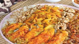 طرز تهیه کنگر پلو با رشته؛ غذای متفاوت بهاری