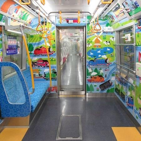 واگن مخصوص کودکان در مترو