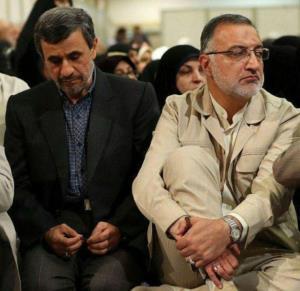 زاکانی: احمدینژاد در سال 84 عهد شکنی کرد