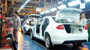 سهم خصوصیها از خودروسازی ۱۴۰۰