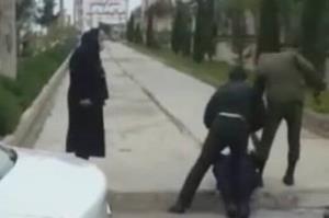 جزئیات برخورد مامور پلیس با جانباز قطع نخاع بابلسری