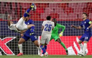اولین گلزن ایرانی در یکچهارم نهایی لیگ قهرمانان اروپا