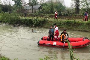 پیکر بیجان مرد ۶۰ ساله فومنی در کانال آب پیدا شد