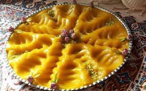 آموزش حلوای فوق العاده شیرازی مخصوص ماه رمضان 