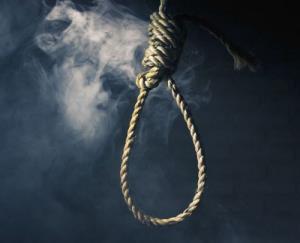 پاره شدن طناب دار از گردن جوان گنبدی