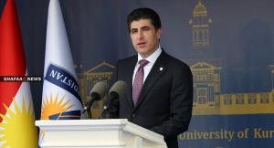 بارزانی: آمریکا تا شکست کامل داعش در عراق بماند
