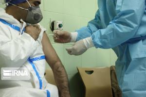 ۸۰۰ دوز واکسن کرونا در کهگیلویه تزریق شد