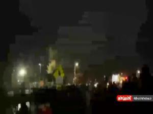 ادامه اعتراضات در مینیاپولیس آمریکا
