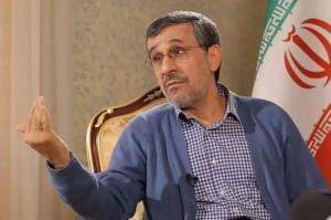 علت رفتارهای حاشیه ای احمدی نژاد چیست؟