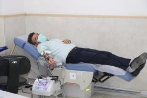 چگونگی فعالیت پایگاههای انتقال خون کرمان در ماه رمضان اعلام شد
