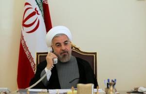روحانی در تماس با اردوغان: برخورد قاطع با اقدامات خرابکارانه رژیم صهیونیستی ضرورت دارد