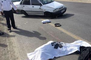 فوت ۱۷۱ نفر در تصادفات جادههای قم
