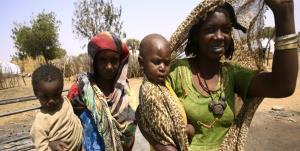 قریب به 2 هزار سودانی از خشونتهای دارفور به چاد گریختند