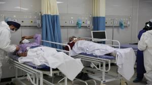 راهاندازی مراکز درمان سرپایی بیماران کووید۱۹ در سمنان