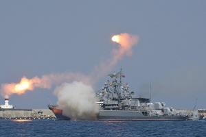 رزمایش روسیه در دریای سیاه آغاز شد